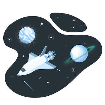Space Science logo